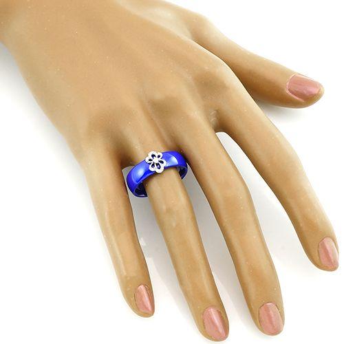 Кольцо из керамики – Mirserebra925.ru