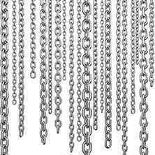 Цепи из серебра