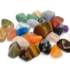 Украшения с натуральными камнями в серебре