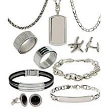 Серебряные изделия для мужчин